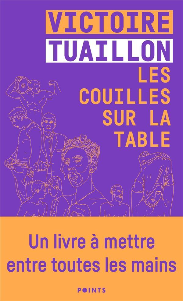 LES COUILLES SUR LA TABLE TUAILLON VICTOIRE POINTS