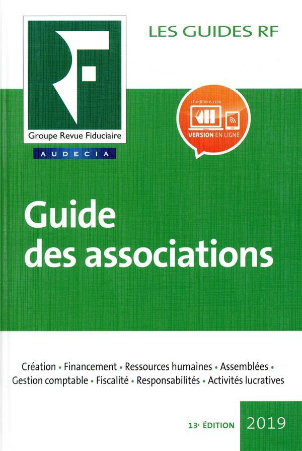 LES GUIDES RF  -  GUIDE DES ASSOCIATIONS (13E EDITION)