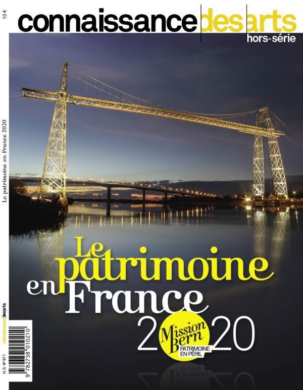 LE PATRIMOINE EN FRANCE 2020 CONNAISSANCE DES ART CONNAISSAN ARTS