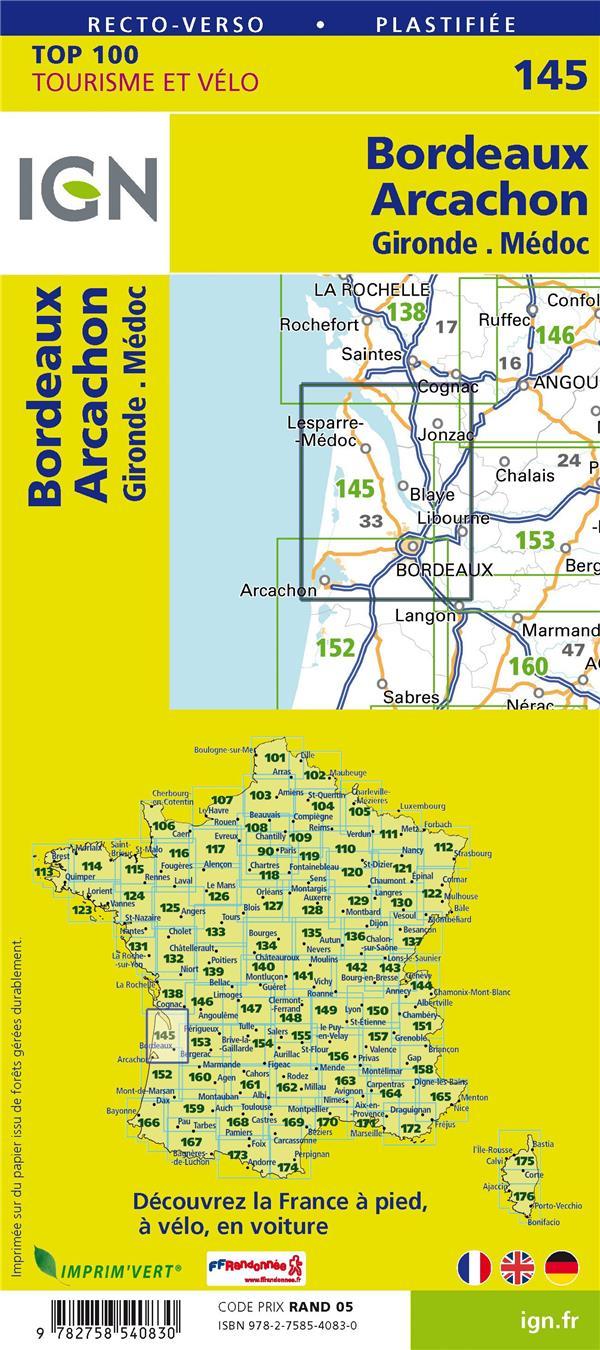145 - BORDEAUX ARCACHON