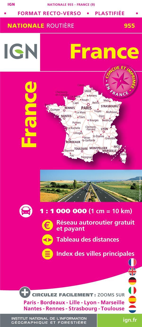 COLLECTIF - 1M955  -  FRANCE (9E EDITION)