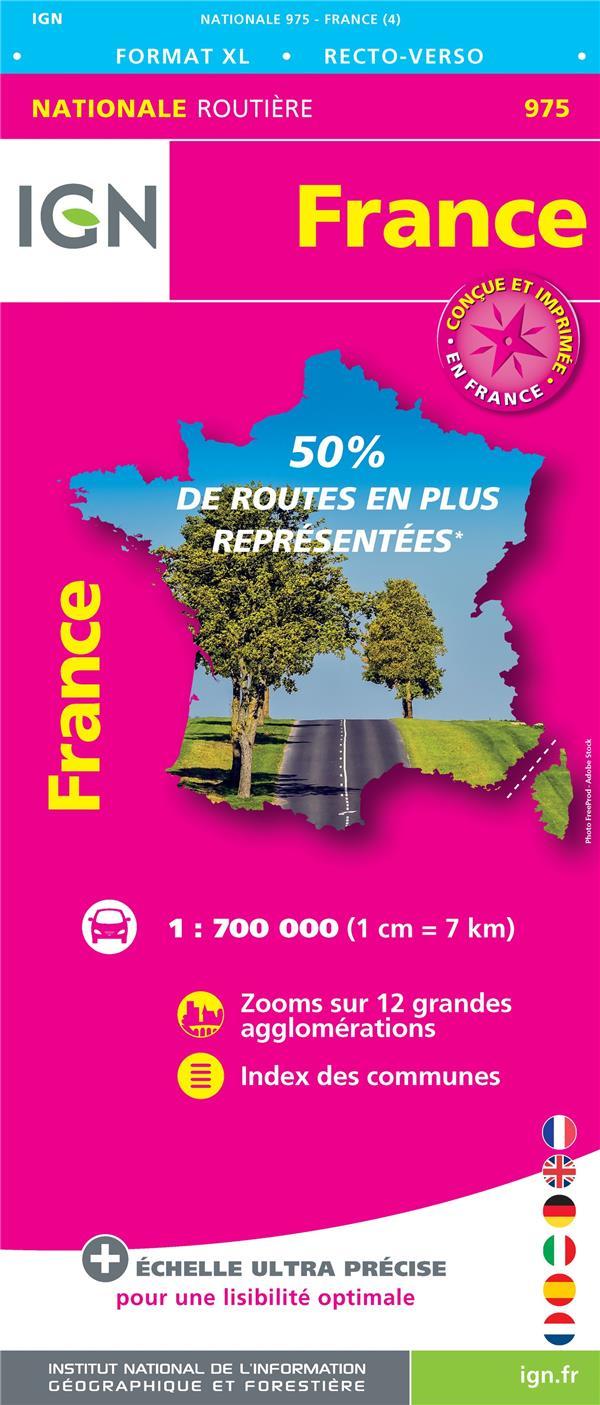 1M975  -  FRANCE XL (EDITION 20192020) XXX MICHELIN