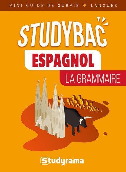 STUDYBAC  -  ESPAGNOL  -  LA GRAMMAIRE