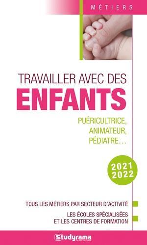 TRAVAILLER AVEC DES ENFANTS