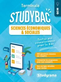 STUDYBAC  -  SCIENCES ECONOMIQUES ET SOCIALES  -  TESTEZ VOTRE CONNAISSANCE DU PROGRAMME KESLASSY, ERIC STUDYRAMA
