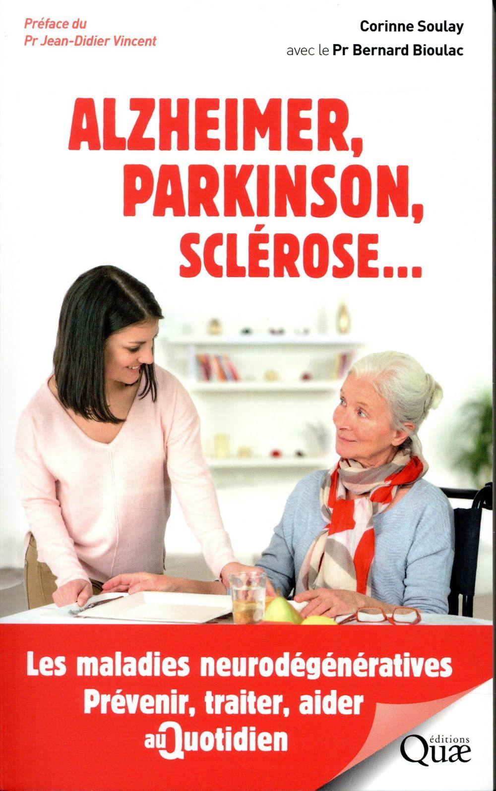 ALZHEIMER  PARKINSON  SCLEROSE