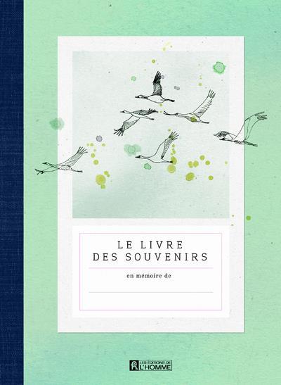 LE LIVRE DES SOUVENIRS KROON LISA L HOMME