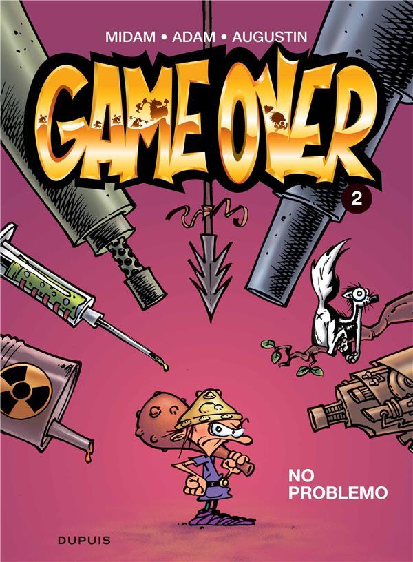 GAME OVER T.2  -  NO PROBLEMO