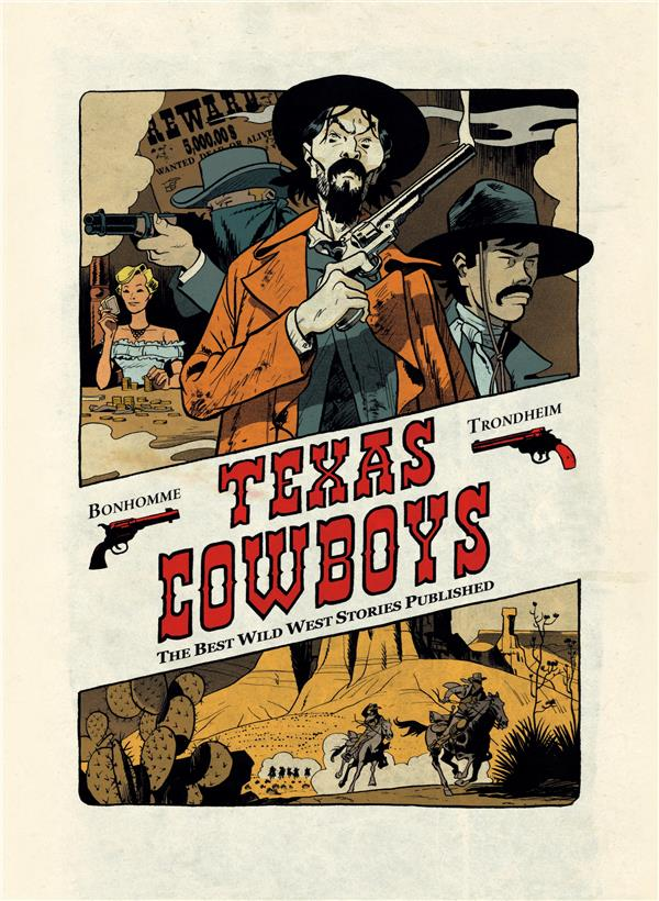 TEXAS COWBOYS T1 TEXAS COWBOYS 1 TRONDHEIM/BONHOMME DUPUIS