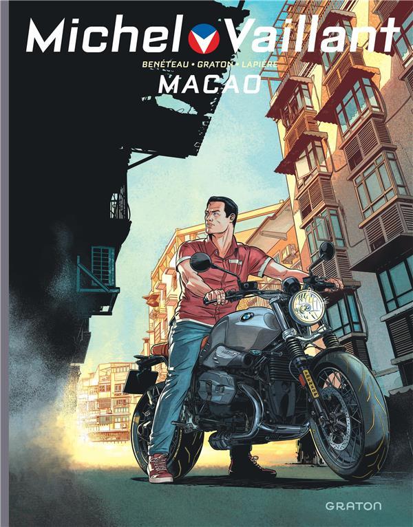 MICHEL VAILLANT - NOUVELLE SAISON T.7  -  MACAO