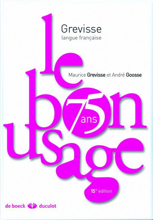 BON USAGE 15E EDITION 2011