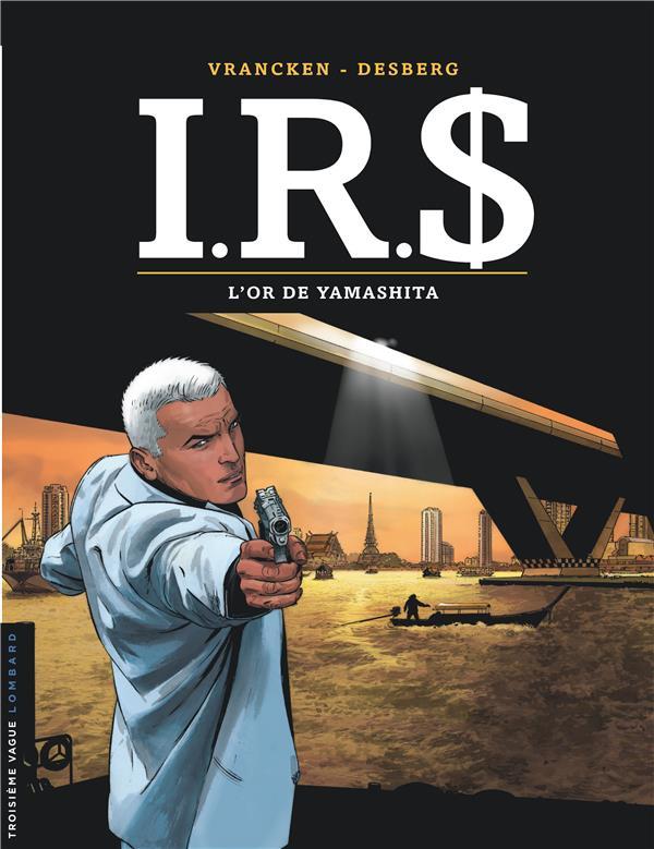 I.R.S. T.13  -  L'OR DE YAMASHITA