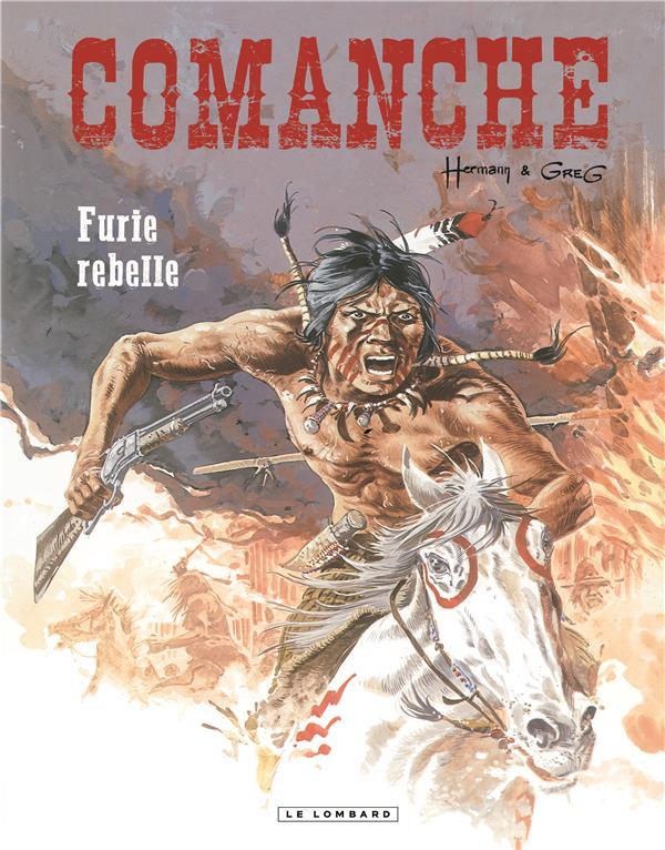 COMANCHE T.6  -  FURIE REBELLE