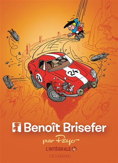 INTEGRALE BENOIT BRISEFER - TOME 4