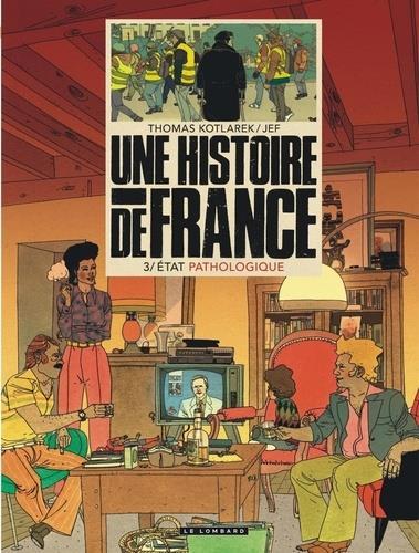 UNE HISTOIRE DE FRANCE T.3  -  ETAT PATHOLOGIQUE