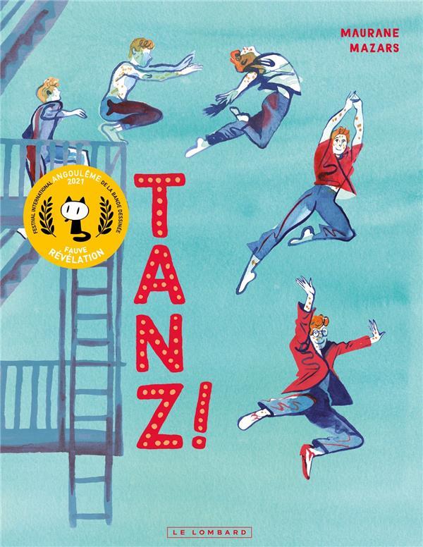 TANZ ! MAZARS, MAURANE LOMBARD