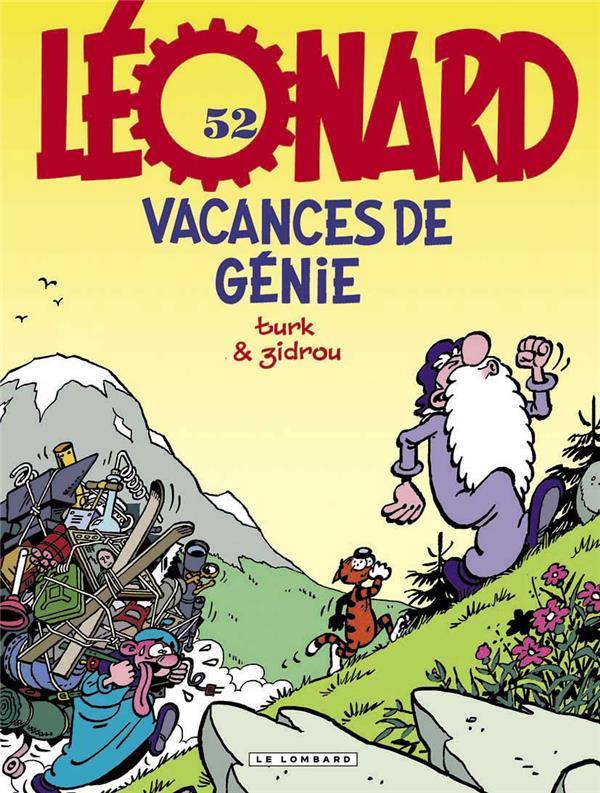 LEONARD - TOME 52 - VACANCES DE GENIE XXX LOMBARD