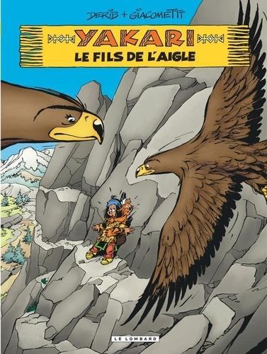 YAKARI T.41  -  LE FILS DE L'AIGLE