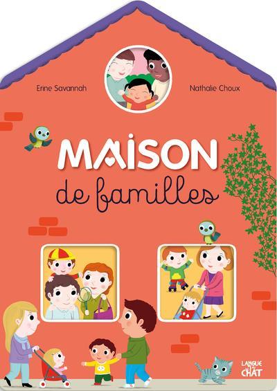 TOUS A LA MAISON : MAISON DE FAMILLES