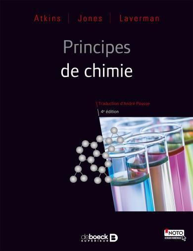 PRINCIPES DE CHIMIE 4ED