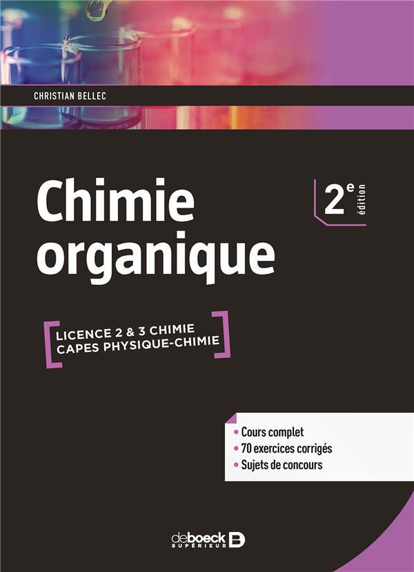 Chimie organique