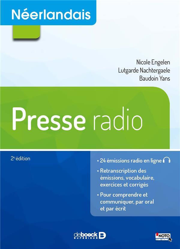 NEERLANDAIS PRESSE RADIO