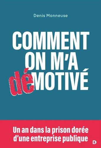 COMMENT ON M'A DEMOTIVE