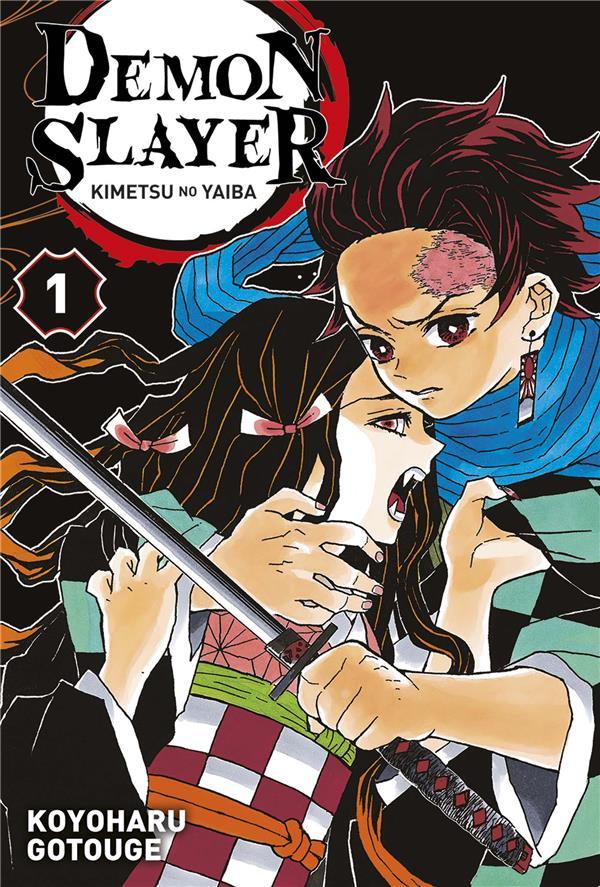 DEMON SLAYER T01 GOTOUGE KOYOHARU PANINI COM MAG