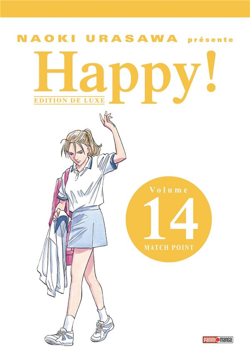 HAPPY ! EDITION DE LUXE T.14     MATCH POINT