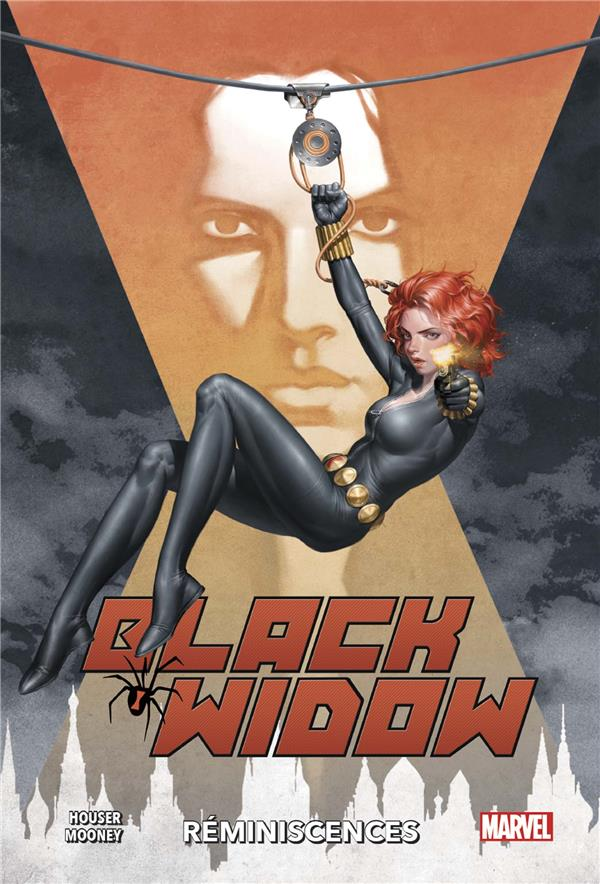 WEB OF BLACK WIDOW HOUSER, JODY  PANINI COM MAG