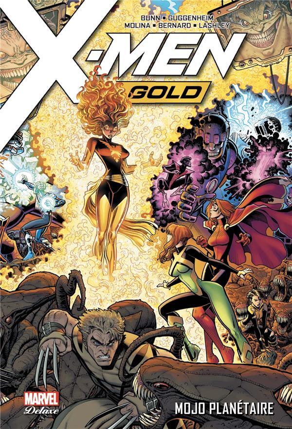X-MEN GOLD T.2  -  MOJO PLANETAIRE  MAYHEW, MIKE  PANINI COM MAG