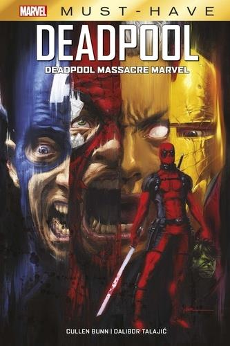 DEADPOOL  -  MASSACRE MARVEL BUNN/TALAJIC PANINI COM MAG