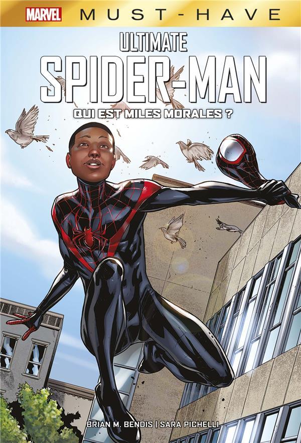 ULTIMATE SPIDER-MAN  -  QUI EST MILES MORALES ? BENDIS, BRIAN MICHAEL  PANINI COM MAG