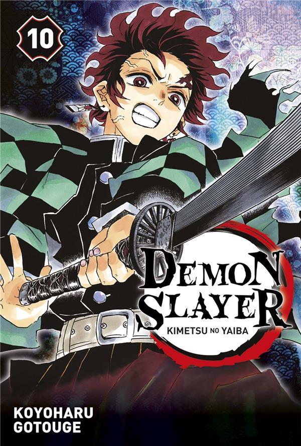 GOTOUGE KOYOHARU - DEMON SLAYER T10