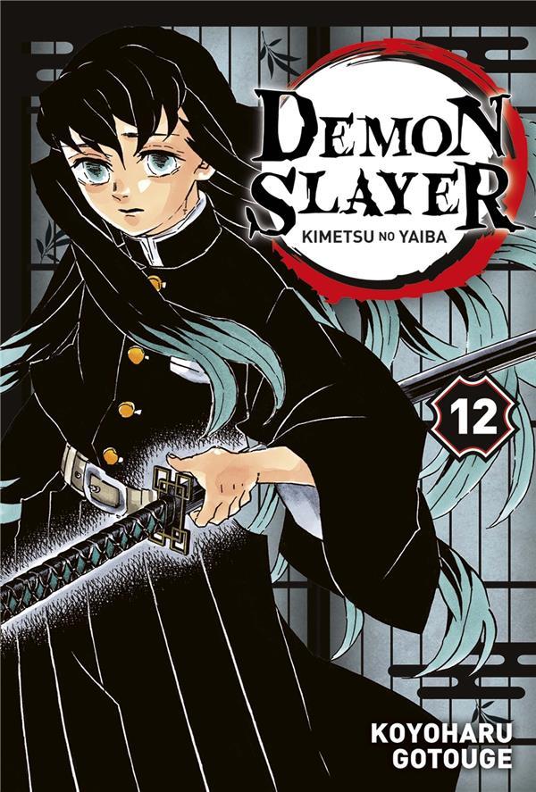 DEMON SLAYER T.12 GOTOGE, KOYOHARU PANINI COM MAG