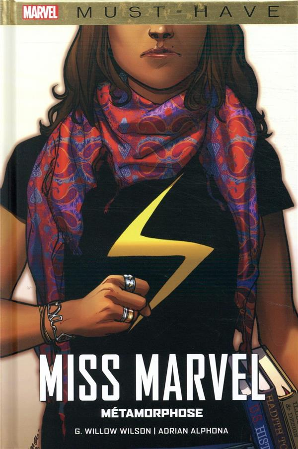 MISS MARVEL  -   METAMORPHOSE WILSON, G. WILLOW  PANINI COM MAG