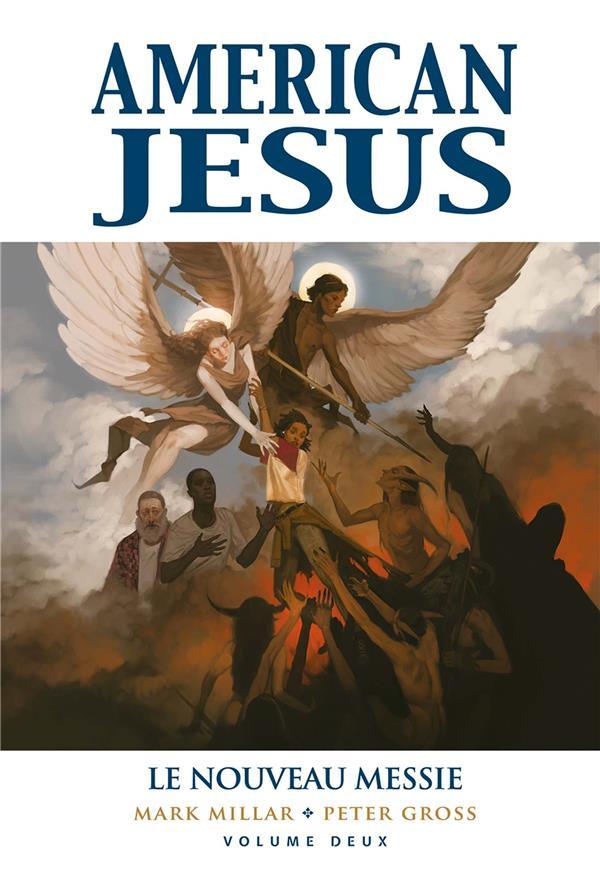 AMERICAN JESUS  -   LE NOUVEAU MESSIE MILLAR/GROSS PANINI COM MAG