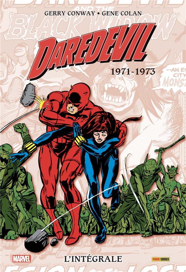 DAREDEVIL  -  INTEGRALE VOL.8  -  1972
