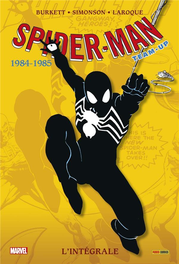 SPIDER-MAN TEAM-UP: L-INTEGRAL DEFALCO/MICHELINIE PANINI COM MAG