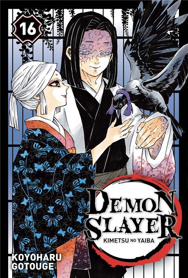 DEMON SLAYER T.16 GOTOUGE KOYOHARU PANINI COM MAG