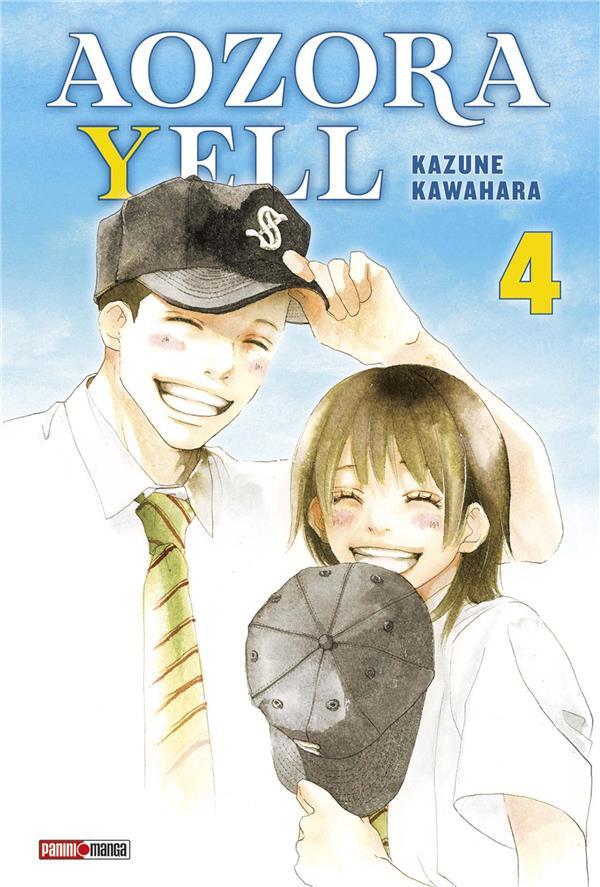 AOZORA YELL T04 (NOUVELLE EDITION) KAWAHARA, KAZUNE PANINI COM MAG