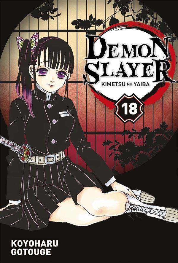 DEMON SLAYER T18 GOTOUGE KOYOHARU PANINI COM MAG