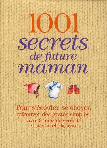 1001 SECRETS DE FUTURE MAMAN DODELIN-BRICOUT PRAT