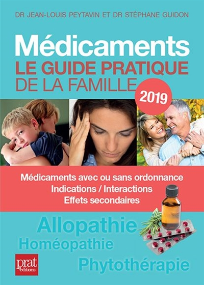 MEDICAMENTS LE GUIDE PRATIQUE PEYTAVIN JEAN-LOUIS/ PRAT