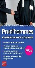 PRUD-HOMMES 2021  SE DEFENDRE