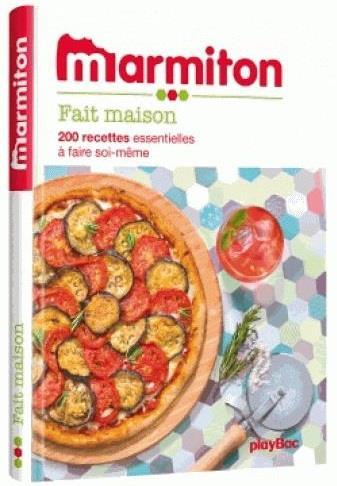 FAIT MAISON , LES MEILLEURES RECETTES MARMITON , Librairie