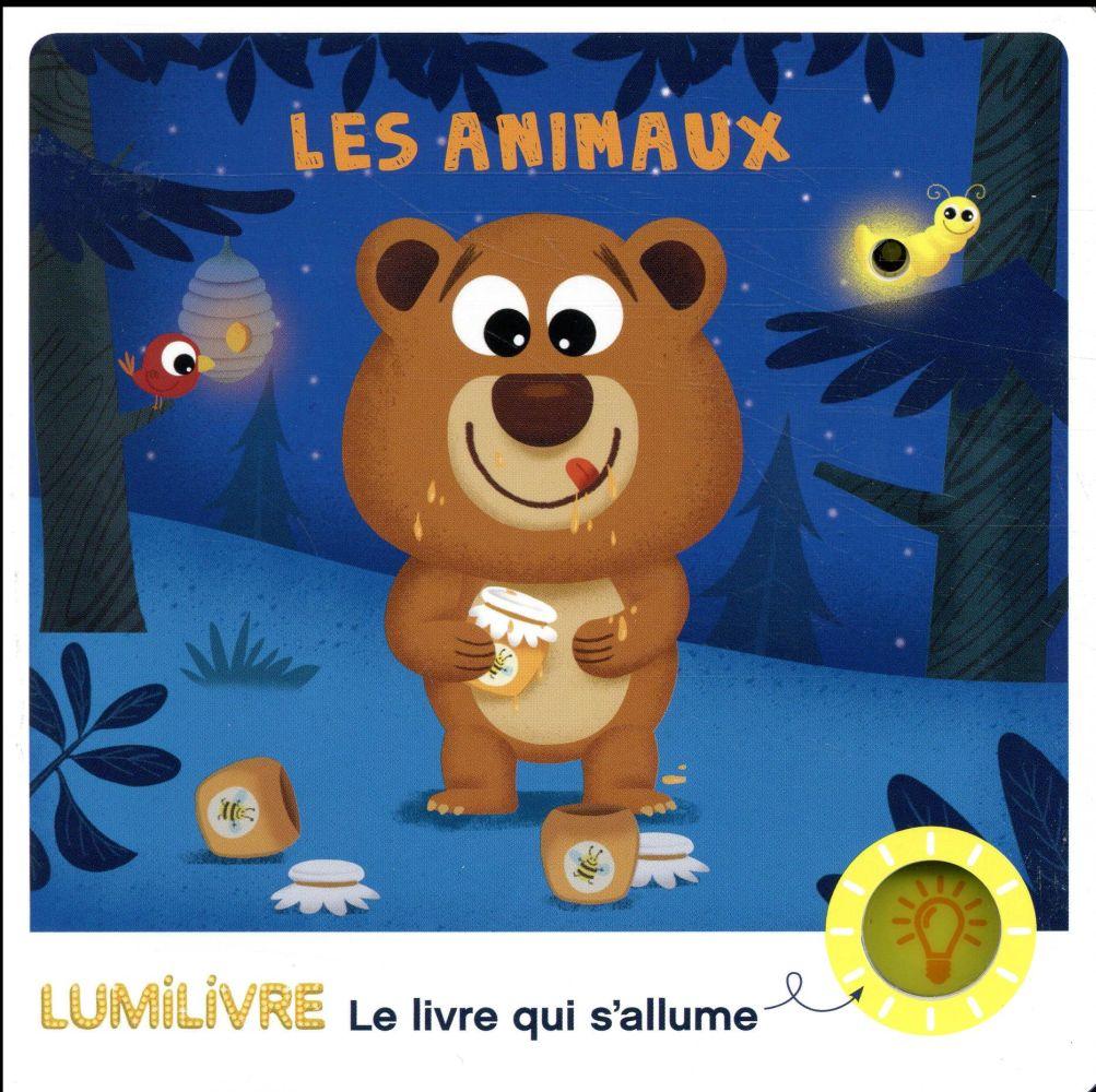 LUMILIVRE - LES ANIMAUX - EDITION 2017