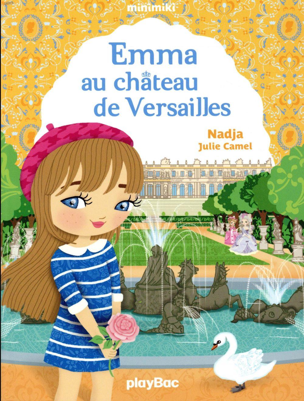 MINIMIKI - EMMA AU CHATEAU DE VERSAILLES - TOME 22  PRISMA