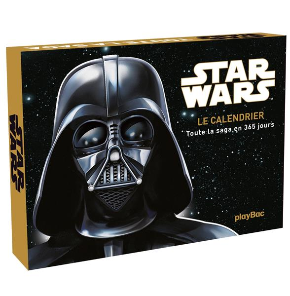 STAR WARS   CALENDRIER 365 JOURS