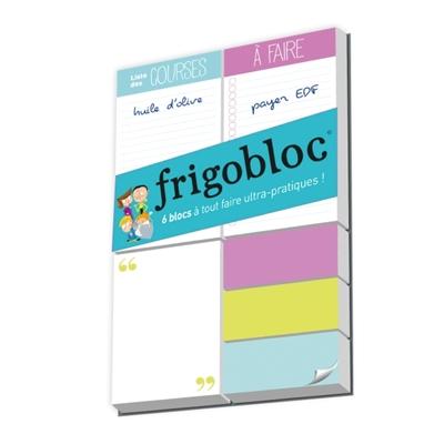 FRIGOBLOC 6 BLOCS - MES 6 MINI BLOCS POUR BIEN M'ORGANISER !  NC
